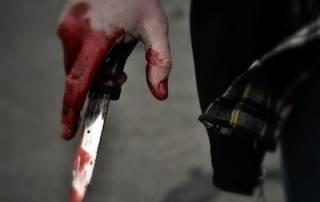 В Харькове неизвестный устроил поножовщину. Один человек погиб