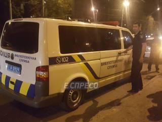 Ночью в Киеве прогремел очередной взрыв