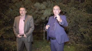 Известный журналист обвинил в нападении охрану президента