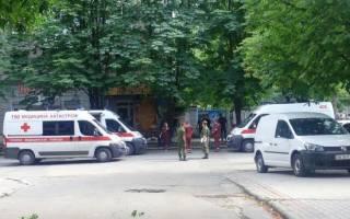 У военкомата в оккупированном Антраците прогремел мощный взрыв. Поговаривают об украинских партизанах