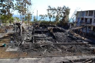 Дети откровенно рассказали об условиях проживания в сгоревшем лагере
