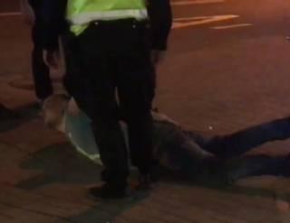 Известный баскетболист, ставший участником ДТП, убегая от полиции забросил себя в мусорный бак