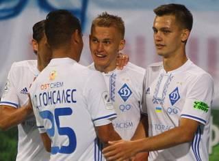 УПЛ: «Динамо» вернуло себе первое место, воспользовавшись осечкой «Шахтера»