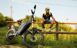 Гройсман рапортовал о создании в Украине велосипеда, который круче, чем автомобили Tesla