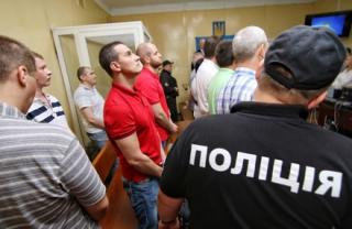 Суд оправдал фигурантов одесского дела «2  мая», но тут же арестовал их по другой статье