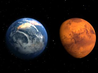 Ученые доказали, что Марс может быть обитаем
