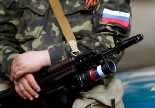 На Донбассе российский командир расстрелял подчиненного
