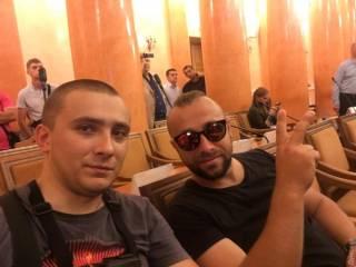 Одесским оппозиционерам таки удалось попасть в горсовет. Говорят, на днях в город приедет Порошенко