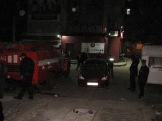 Ночью в Умани возле места сбора паломников-хасидов прогремел взрыв