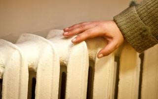 Киевлян предупредили, что тарифы на отопление вырастут, но во многих районах батареи будут холодными