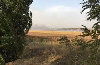 На военных складах вблизи Мариуполя сегодня взрывались боеприпасы. Пришлось эвакуировать десятки людей