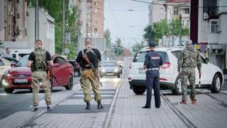 В центре Донецка взорвали автомобиль «министра доходов и сборов» «ДНР»