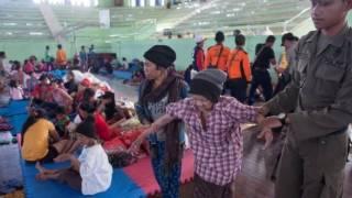Власти Бали массово эвакуируют жителей, ожидая извержения вулкана из «Огненного кольца». Туристов это не касается