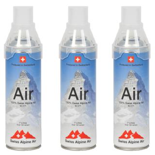 Швейцарская компания начала продажу альпийского воздуха в баллончиках – по $47 за 120 вдохов