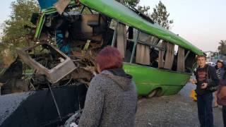 В жутком ДТП на Харьковщине пострадали 23 человека, среди них – 10 детей