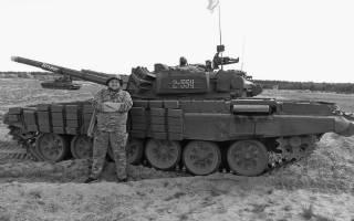 Украинский арсенал: Т-72