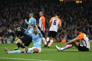 Лига чемпионов: «Шахтер» не сумел выстоять в Манчестере
