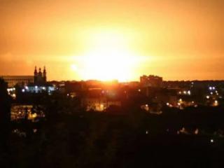 Пожар на складе боеприпасов: Калиновка без воды и газа, в Виннице закрыты школы, 47 поездов изменили свои маршруты
