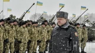 Порошенко собирается ввести военное положение в Украине, чтобы отменить выборы