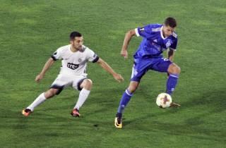 Лига Европы: «Динамо» с трудом ушло из плена сербских «партизан», «Заря» сенсационно бьет басков