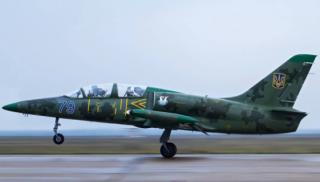 Под Хмельницким разбился военный самолет