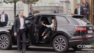 СМИ прознали, что Гелетей использует своего подчиненного в качестве личного водителя семьи