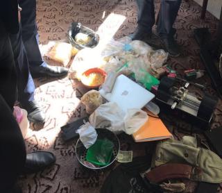 В Луцке копатели янтаря взяли в заложники полицейского