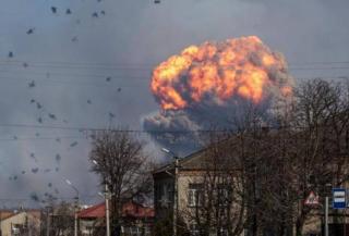 Из-за взрывов в Калиновке пострадали около 2 тысяч домов