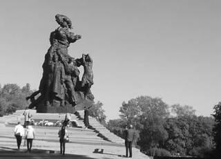 Папамобиль для Порошенко: в Бабьем Яру устроили закрытое мероприятие для политической элиты