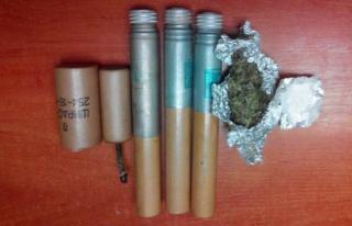 В столичном метро задержали мужчину с боеприпасами и наркотиками