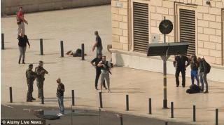 На вокзале в Марселе неизвестный убил двух женщин. ИГИЛ взял на себя ответственность за содеянное