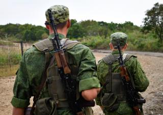 На границе с Украиной напали на российских пограничников. У Украины и России совершенно разные версии