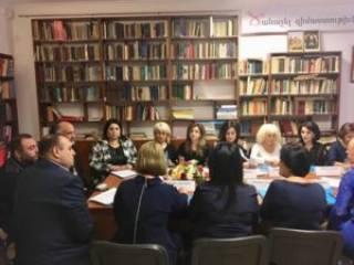 Во Львове состоялась презентация образовательной программы армянского языка