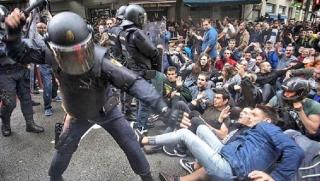 Мадрид может отменить автономию Каталонии, а в действиях полиции будет разбираться спецкомиссия