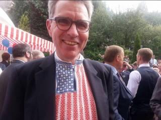 Законы Украины теперь пишут в посольстве США
