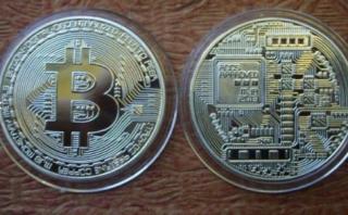 Пользователи соцсетей утверждают, что в центре Киева продают фальшивые биткоины