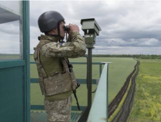 В Сумской области на границе с Россией пропали двое пограничников