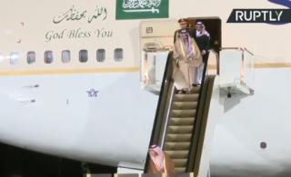 Россия опозорилась перед королем Саудовской Аравии уже в первые минуты его пребывания в Москве