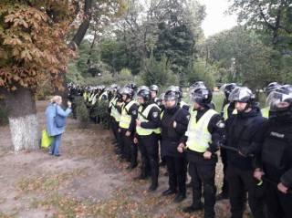 Парубий закрыл заседание ВР на фоне депутатских потасовок и угроз националистов