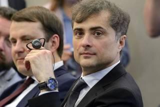 Сурков и Волкер провели секретные переговоры по Донбассу