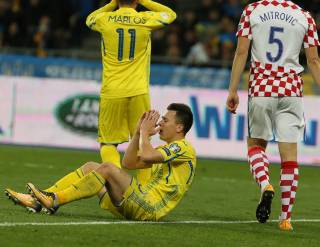#Темадня: Соцсети и эксперты отреагировали на невыход сборной Украины на Чемпионат мира-2018