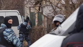 В аннексированном Крыму оккупационные власти опять что-то ищут в домах крымских татар