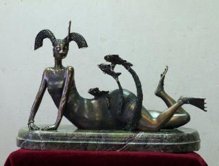 В Киеве открывается выставка современной скульптуры