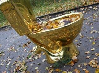 Ежегодно швейцарцы отправляют в водопровод до 43 килограммов золота и до 3 тонн серебра
