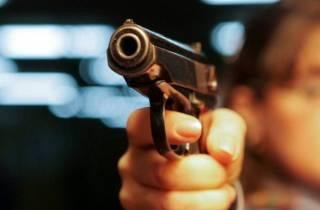 В Киеве трое неизвестных расстреляли мужчину, пытаясь отобрать у него тысячу долларов