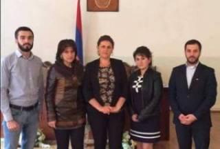 Союз армян Украины помогает пострадавшим в результате апрельской эскалации 2016 года