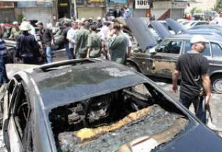 В Сирии рядом с лагерем беженцев взорвали сразу три автомобиля. Есть жертвы