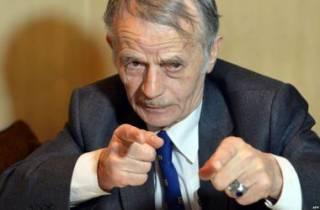 Истинное лицо крымских татар