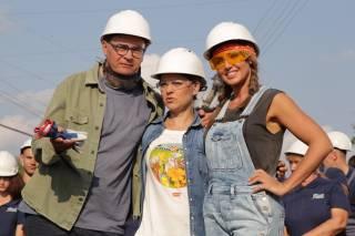В новом проекте «Интера» Оксана Марченко будет другой, будет настоящей, - Безлюдная