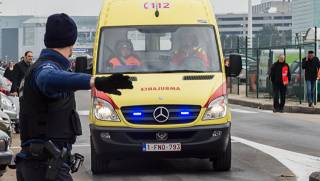 В Брюсселе из-за поломки вентиляции экстренно эвакуировали здание Евросовета